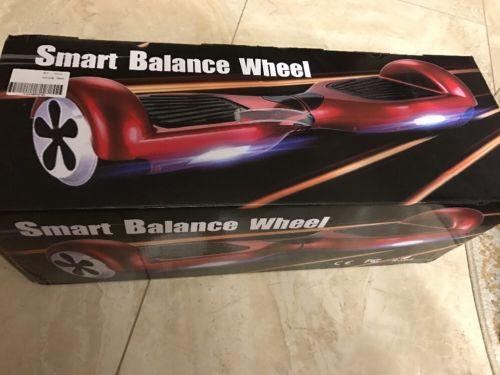 smart balance wheel Whiter Color