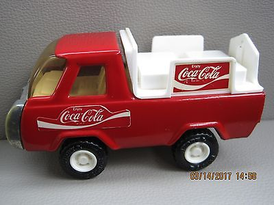 Vintage Die Cast Buddy L Corp Coca Cola Delivery Truck