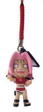 Naruto Ninja Neduke Keychain Vol 3: Sakura US Seller Bandai Capsule Toy