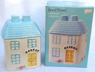 GOOD TIMES COOKIE JAR Collection BAKERY