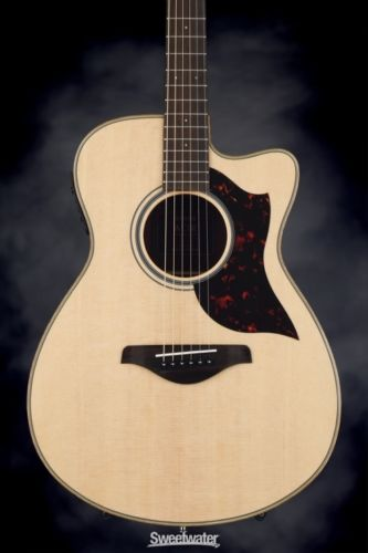 Yamaha AC1R Concert - Natural (Guitar #HMP110214)