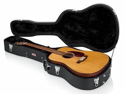 Gator GWE-DREAD 12 12 String Dreadnought Guitar Wood Case