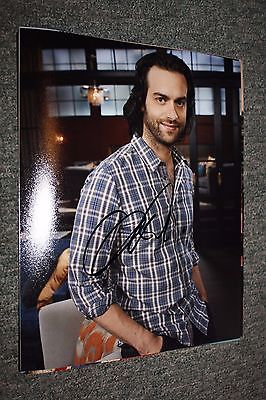 Chris D'Elia Autographed 8x10 Photo Comedian NBC FUNNY