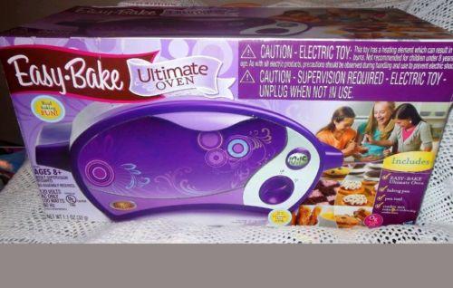 Easy Bake Ultimate Oven - Purple