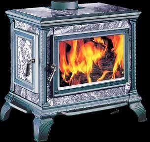 wood stove HEARTHSTONE HERITAGE