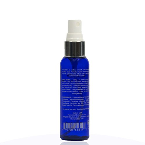 RemySoft blueMax Daily Refresher - Safe for Hair Extensions