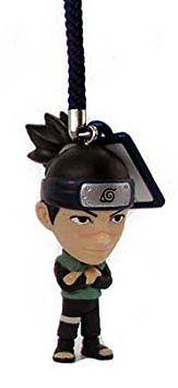 Naruto Ninja Neduke Keychain Vol 3 Iruka US Seller Bandai Capsule Toy