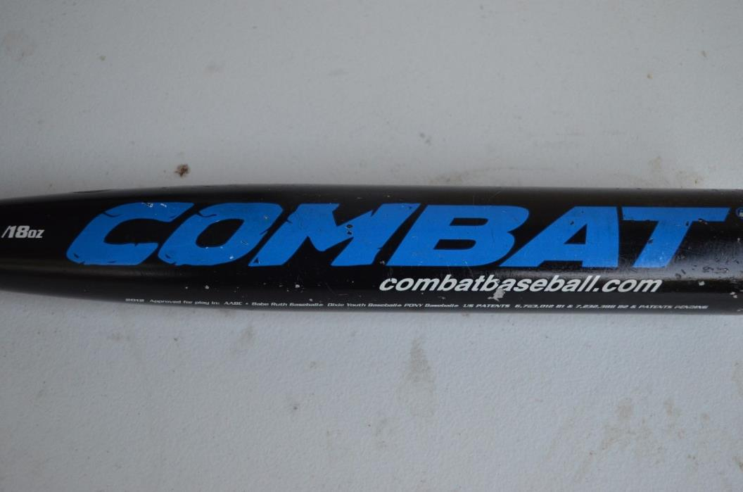 Baseball bats 30 18 for sale classifieds for Combat portent 30 18