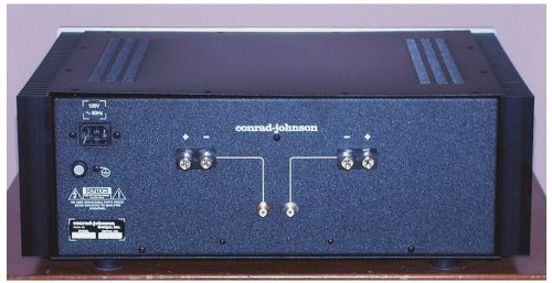conrad-johnson MF2550SE Premium Stereo Power Amplifier