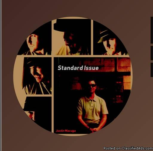 'Standard Issue' looking for jazz bass player