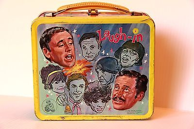 LAUGH IN 1970 LUNCH BOX