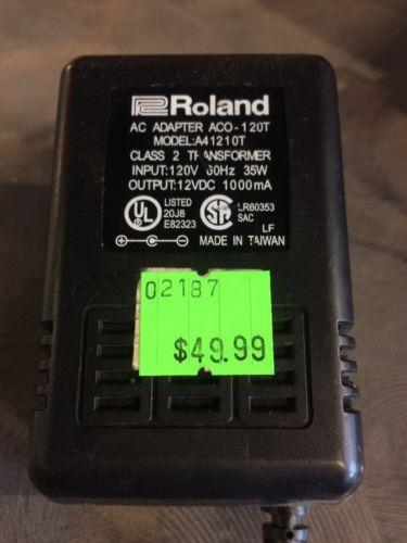 Roland AC Adapter ACO-120T