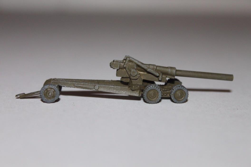 N Scale KR 02009 Custom WWII Towed 155mm Artillery