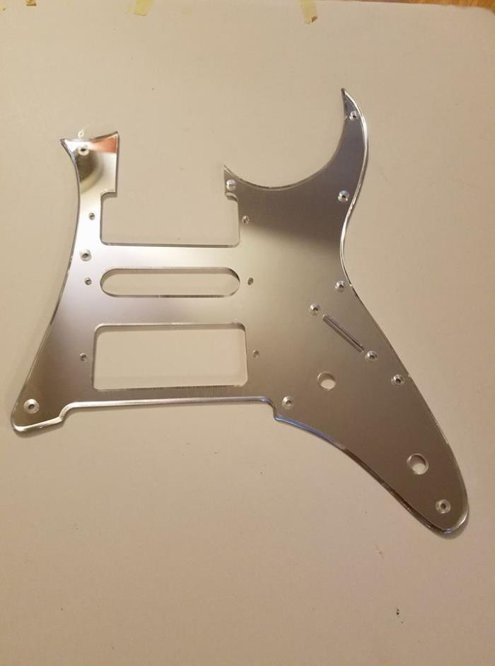 Ibanez   UV777 RG550  RG7620 RG450M RG350 JEM  MIRROR Pickguard