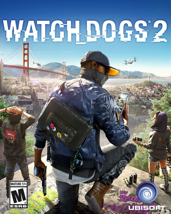 Watch Dogs 2 PC Digital Download Ubisoft Code