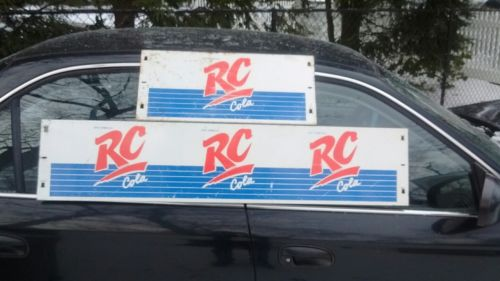 2 rc cola signs