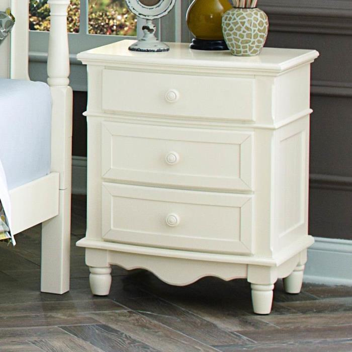 White solid wood nightstand for sale classifieds for Furniture 77429