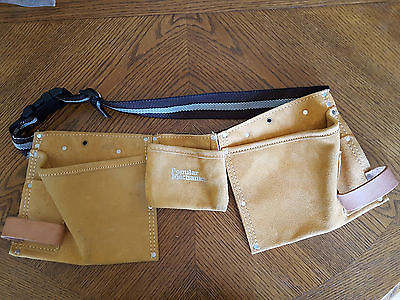 Popular Mechanics Leather Tool Belt
