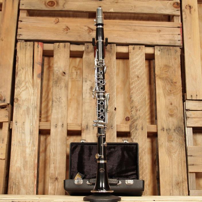 Evette Schaeffer Wooden Clarinet Paris USED