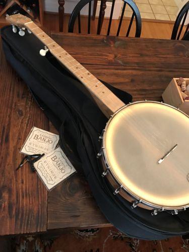 Pisgah Dobson Banjo - Stunning Craftsmanship