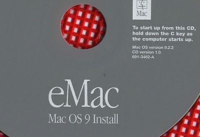 Apple 9.2.2 install disk