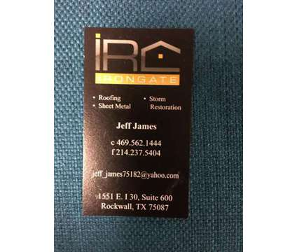 Roofing and Fence Services