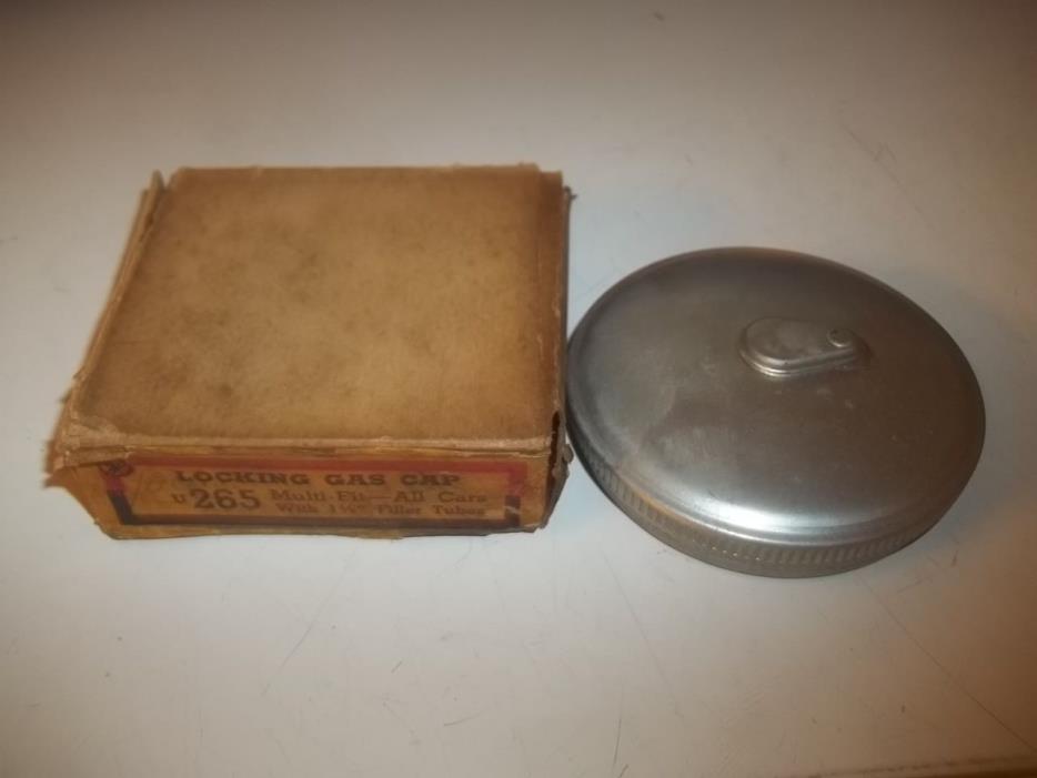 Vintage Gas Cap : Gas cap locks for sale classifieds