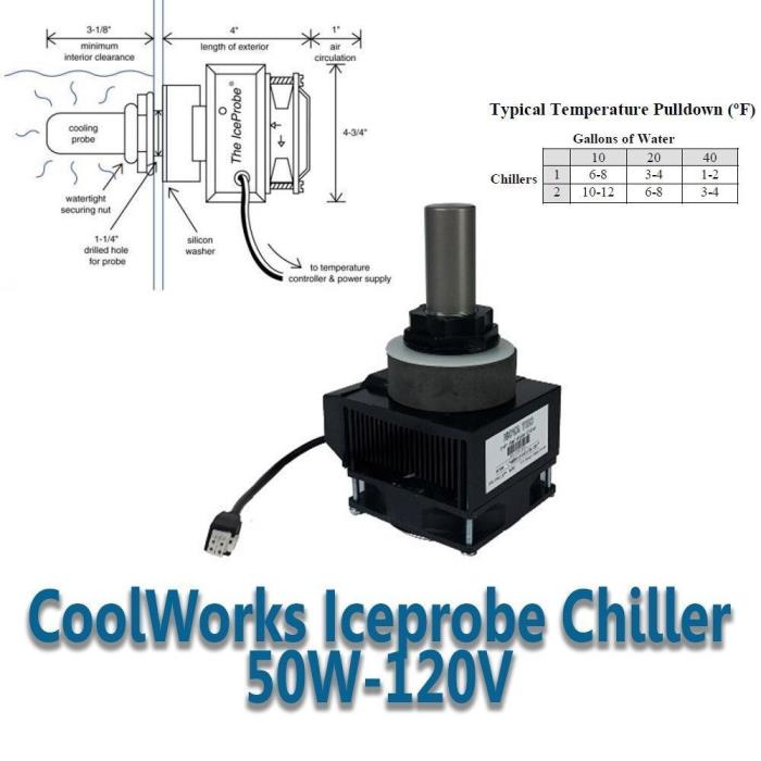 Aquarium Chiller Cooling - For Sale Classifieds