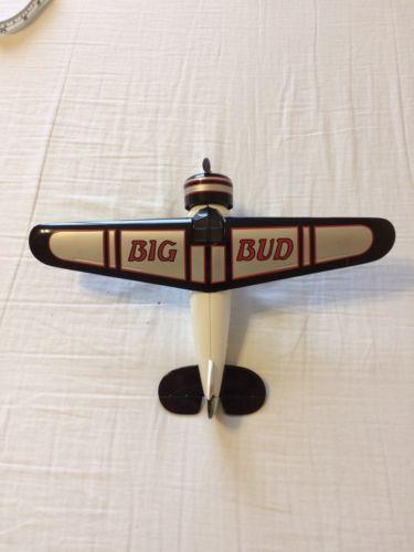Liberty Classics Big Bud Vega Die Cast Plane Bank