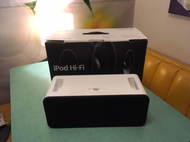 Apple Ipod Hifi - For Sale Classifieds