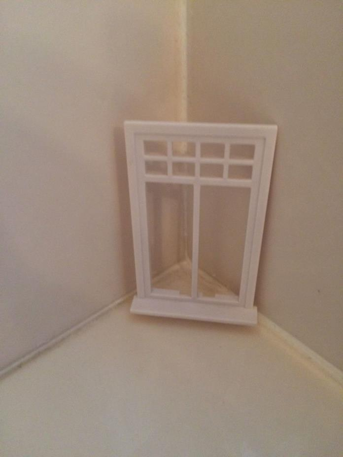 Barbie Totally Real Doll House Window Pane Kitchen Replacement Part