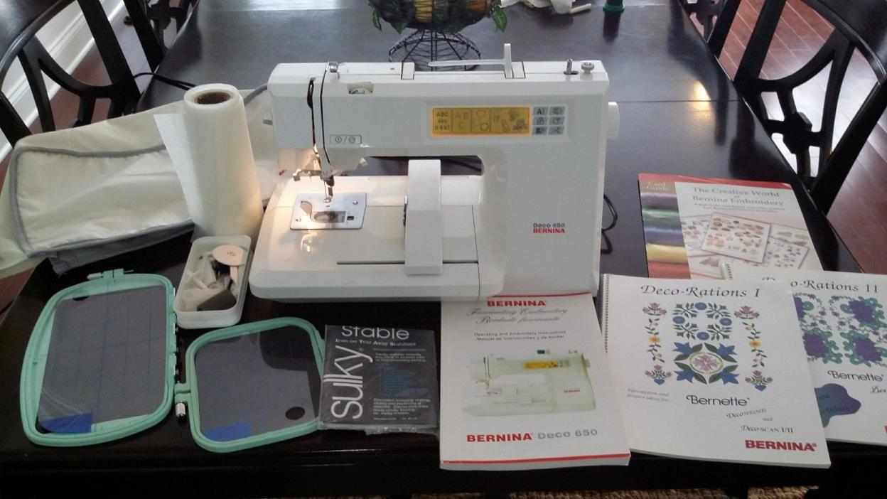 embroidery machine classifieds