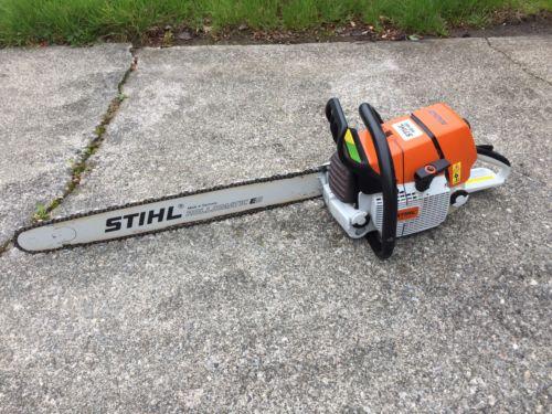 Stihl ms460 chainsaw chain saw 28