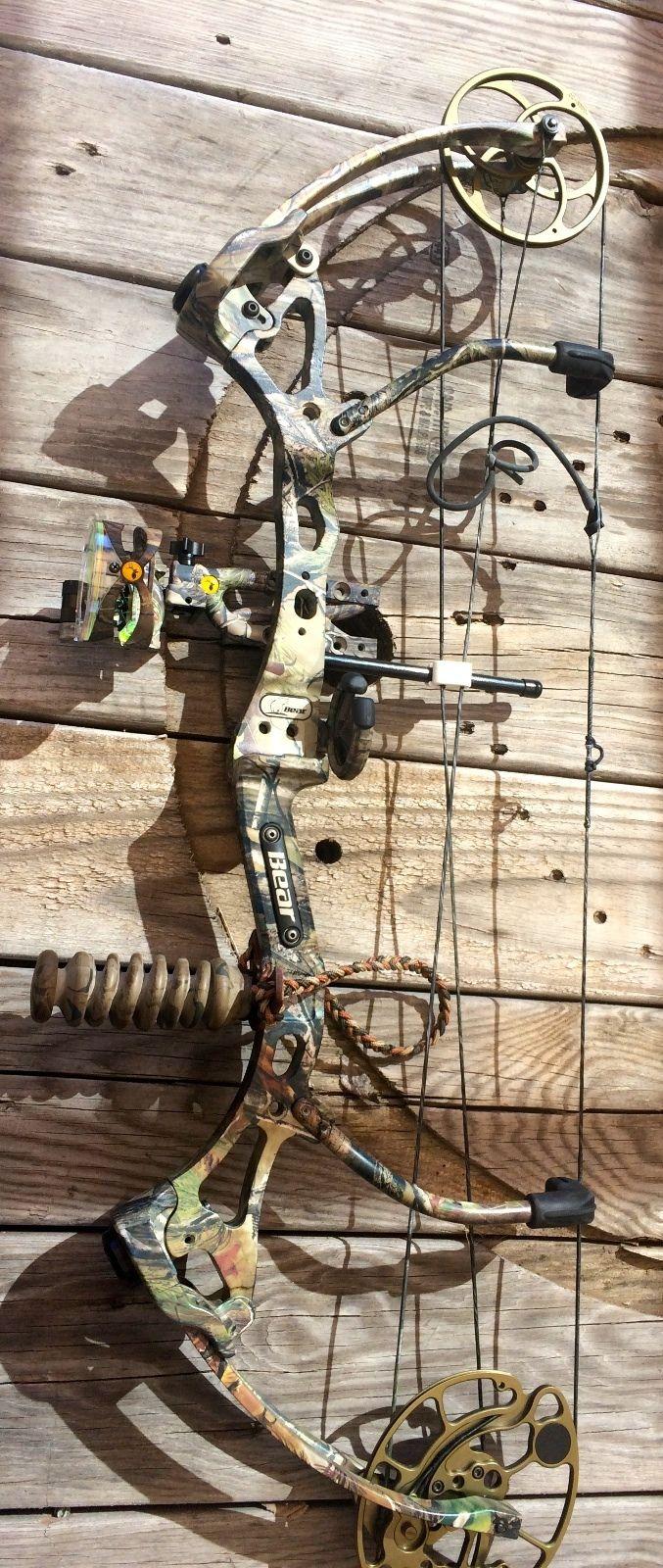 Bear Archery Assault Compound Bow