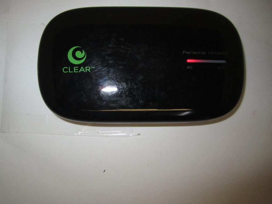 Clear Personal  Hotspot 4G