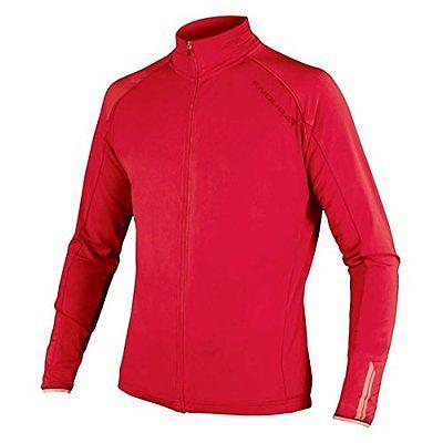 Endura  Men's Roubaix Cycling JacketE3057 (Red bike new)