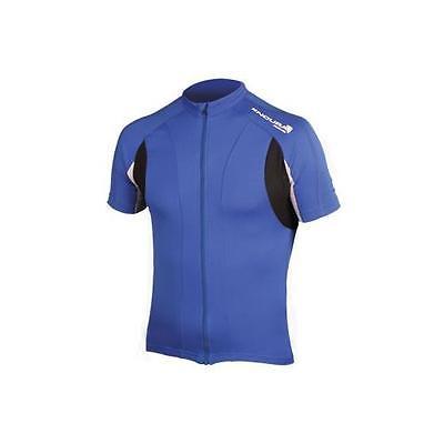 Endura  Men's FS260-Pro II Short Sleeve Cycling JerseyE3050 (Red bike new)