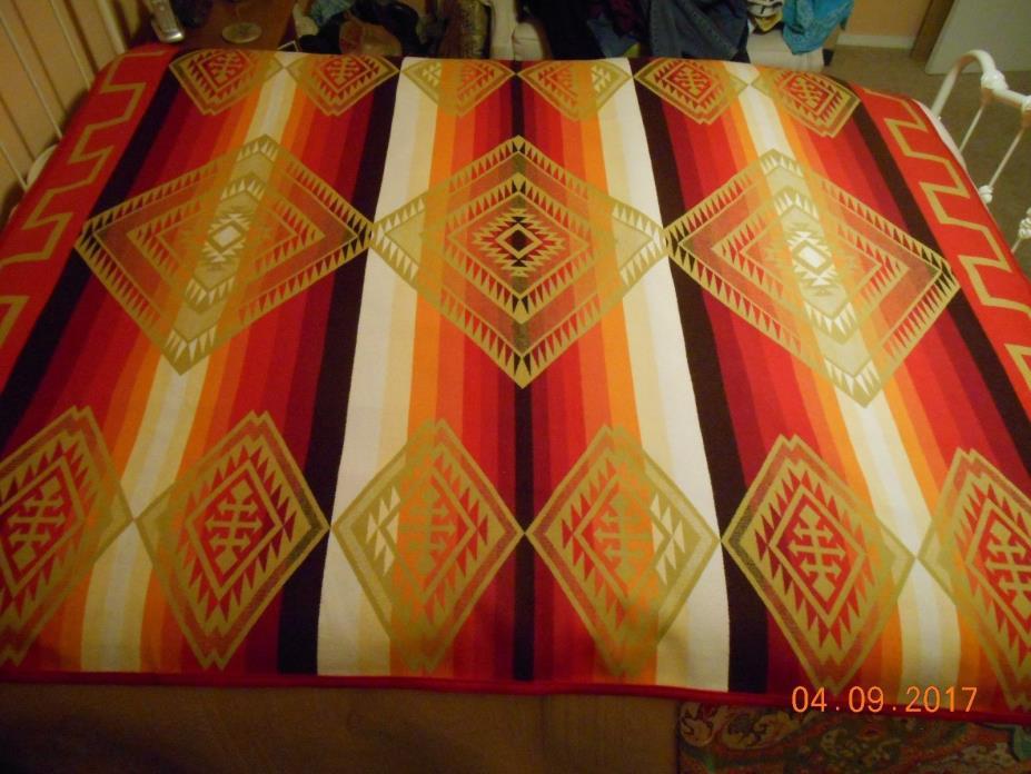 Pendleton Heritage Collection Spirit Guide jacquard blanket