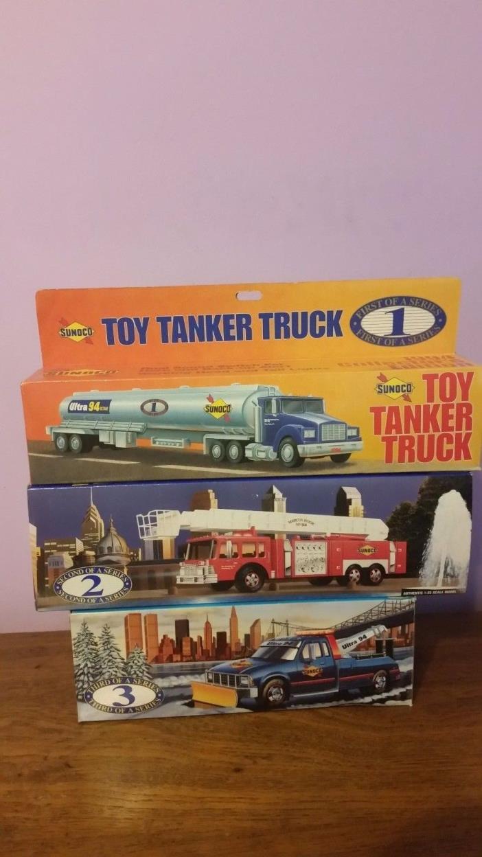 Sunoco Truck Series: Tow Truck, Fire Truck, Tanker Truck