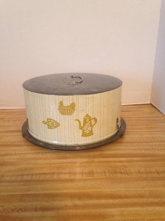 Vintage Decoware cake pan