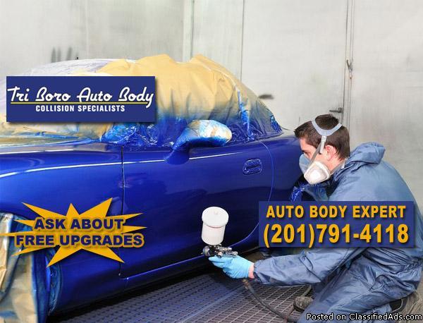 Auto body repair in Rochelle Park, NJ