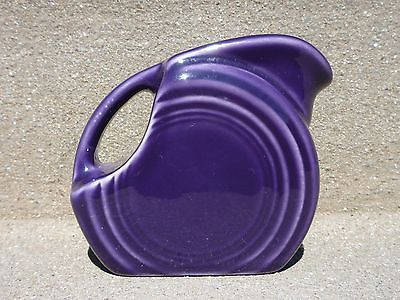 Fiesta Miniature Pitcher - Purple
