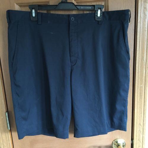 NIKE Men's Navy Golf Shorts Size 38