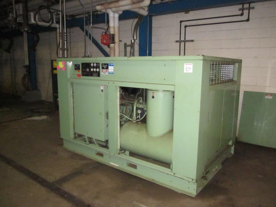 Sullair LS-25-200H / 200 HP Air Compressor
