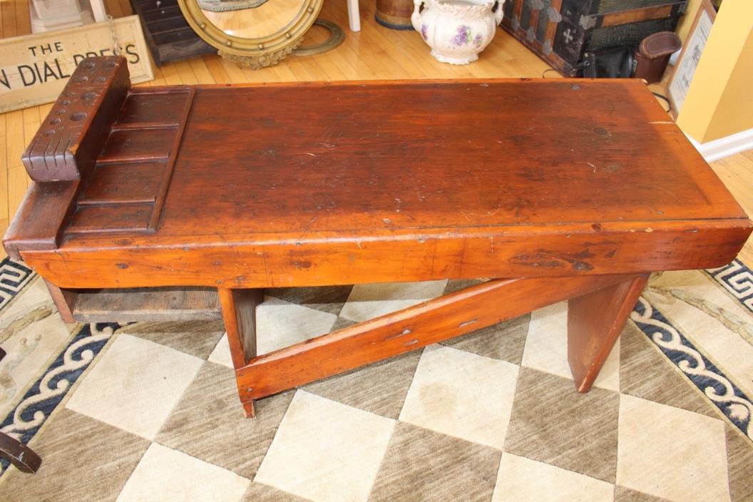 Antique Cobbler Bench For Sale Classifieds