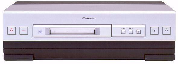 PIONEER MJ-L5 MINI DISC RECORDER