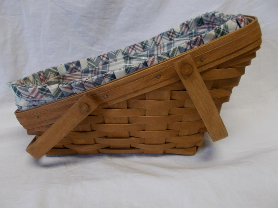 Longaberger medium vegetable basket for sale classifieds Longaberger baskets for sale