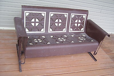 Vintage Metal Porch Glider For Sale Classifieds