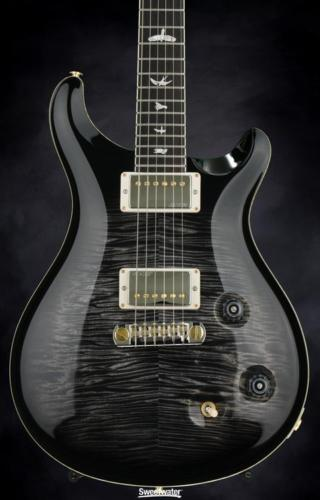 PRS McCarty 10-Top - Charcoal Bur (Guitar #237548)