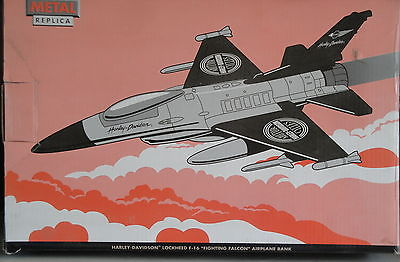 HARLEY DAVIDSON LOCKHEED F-16 FALCON 1/32  LIBERTY CLASSICS DIECAST SPECCAST